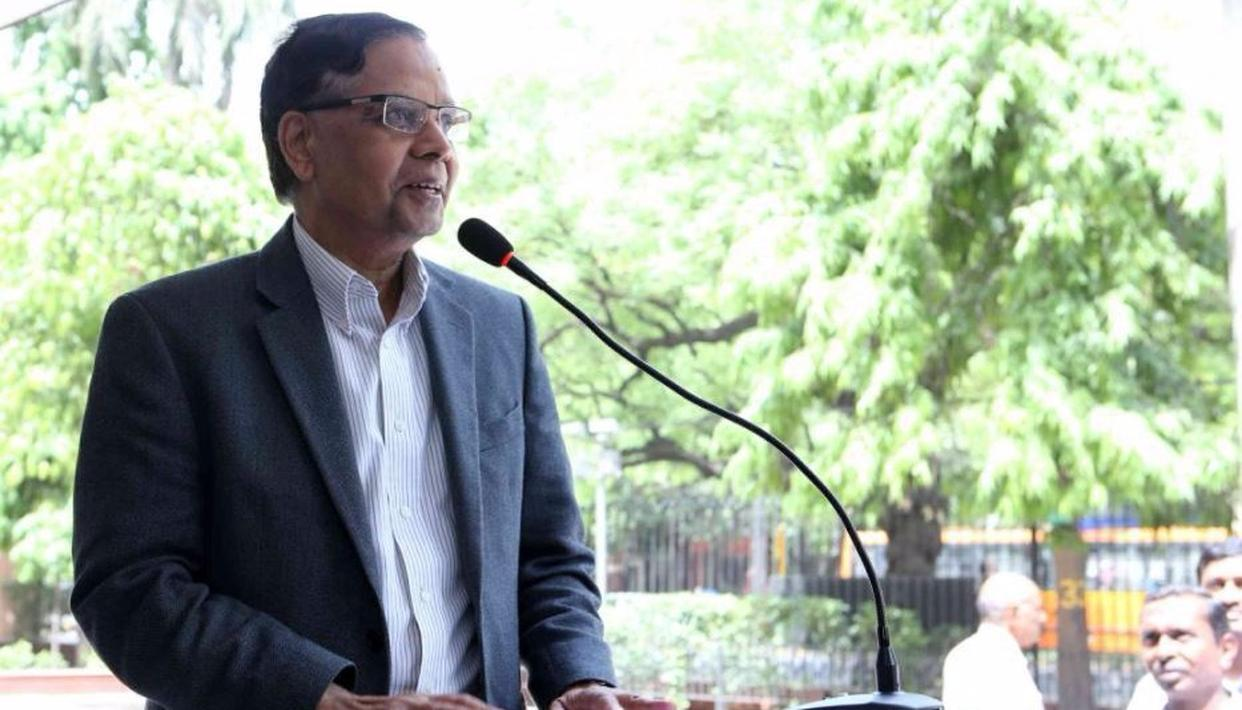 Panagariya resigns from Niti Aayog