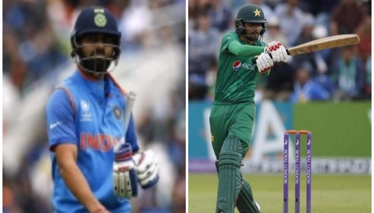 Babar Azam plays down the comparisons made between him and Virat Kohli