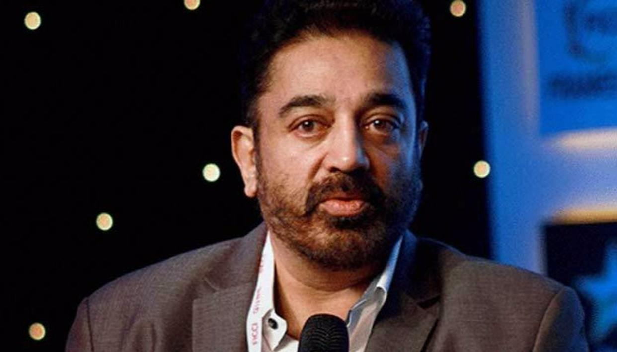 Kamal Haasan demands TN CM's resignation
