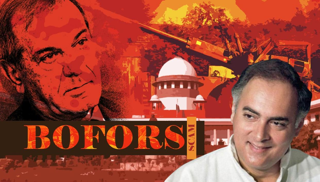 SUPREME COURT ACCEPTS PLEA FOR EARLY HEARING IN THE BOFORS CASE