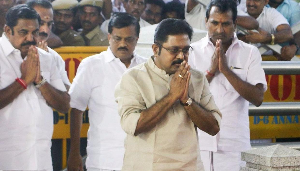 FERA case: SC dismisses plea of Dhinakaran