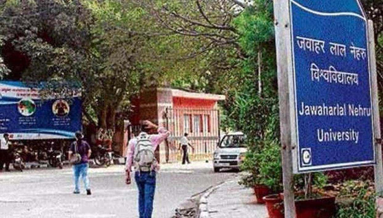 UNITED LEFT SWEEPS JNUSU POLLS