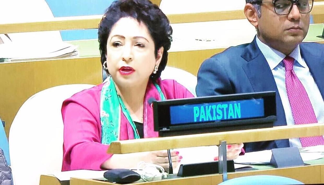 PAK PULLS OUT AMNESTY REPORT TO COUNTER INDIA