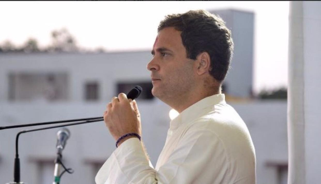 RAHUL GANDHI IN GUJARAT: HERE'S WHAT IS ON THE AGENDA FOR DAY 2