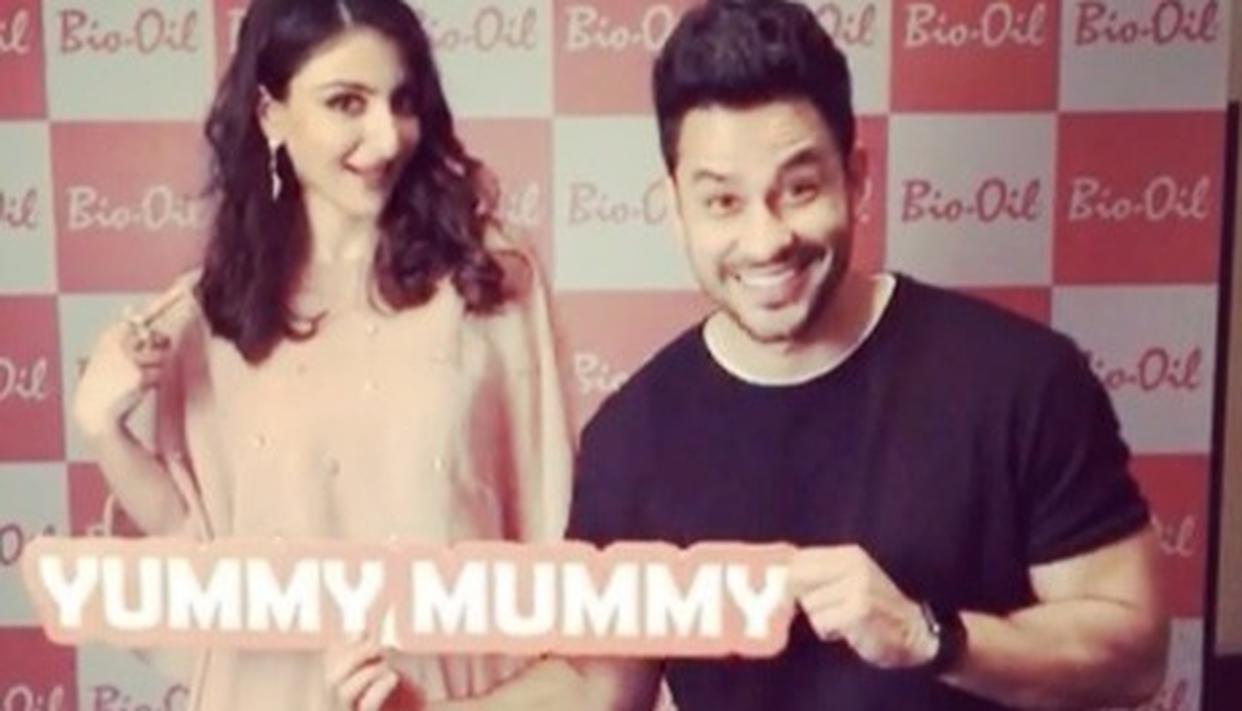Soha, Kunal name their newborn