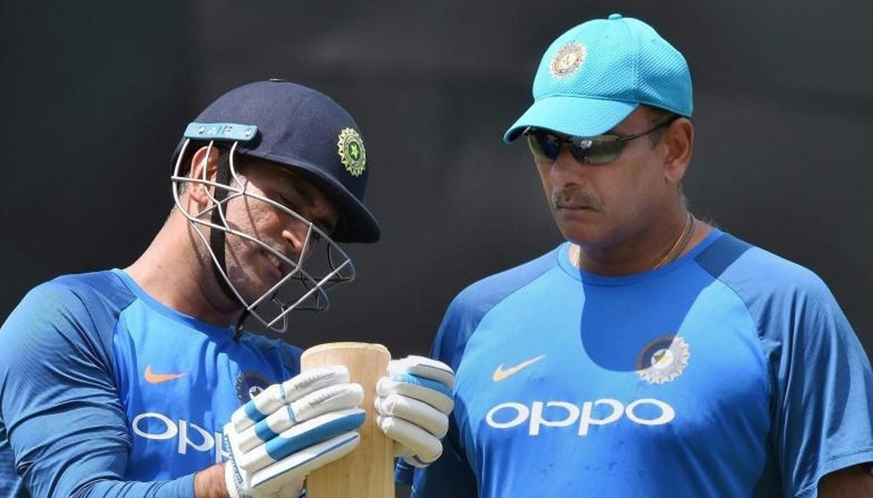 Here's how much MS Dhoni, Ravi Shastri got paid according to the BCCI website