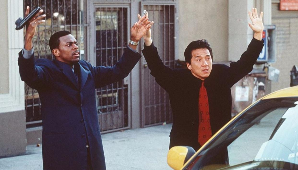 Jackie Chan confirms Rush Hour 4!