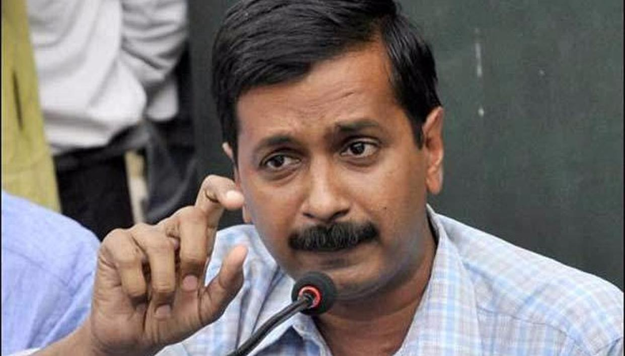 Ready to pay half of grant to DMRC if Centre pays other half: Kejriwal