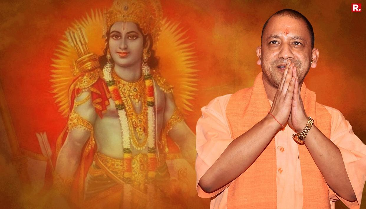 YOGI GOVERNMENT PROPOSES LORD RAMA STATUE ON SARYU RIVER