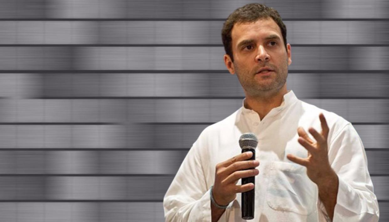 'No women in RSS wearing shorts' - Rahul's political ploy backfires