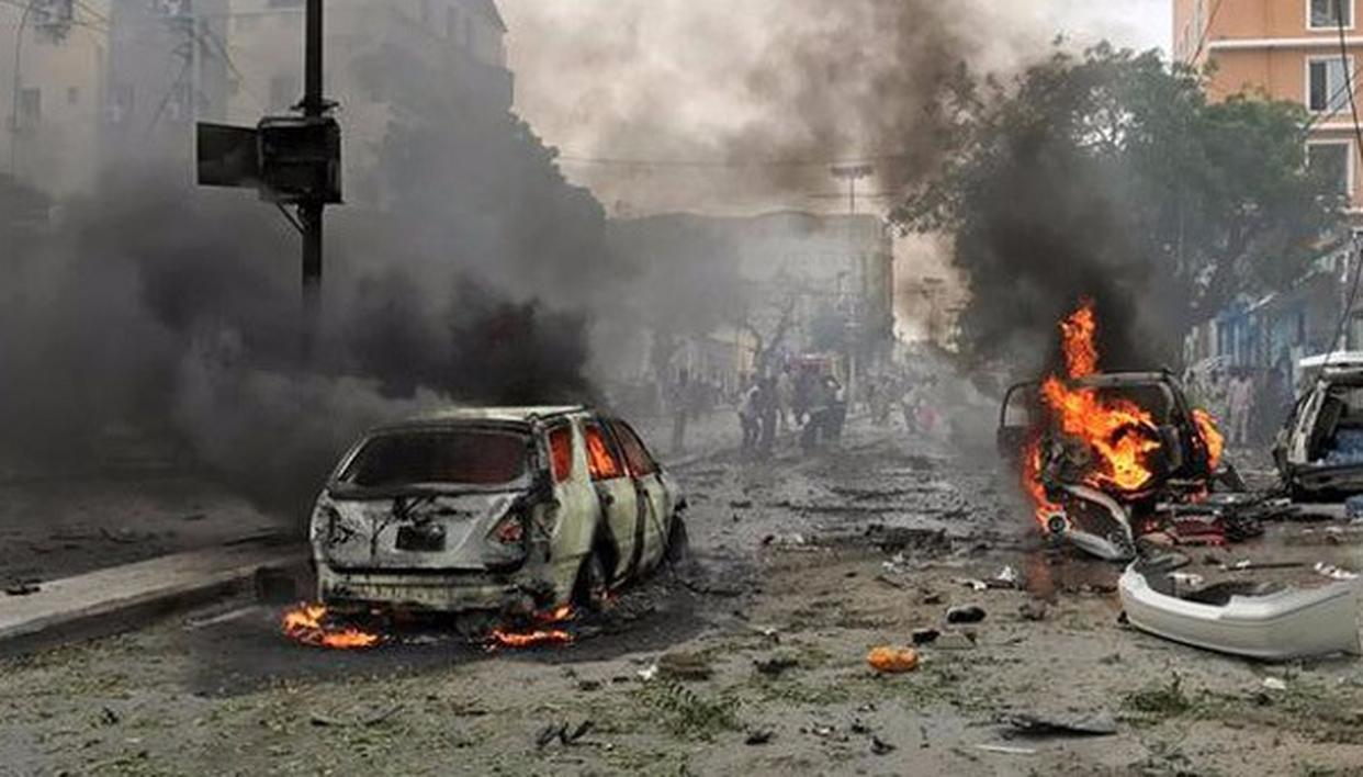 Over 300 killed in Somalia bombing