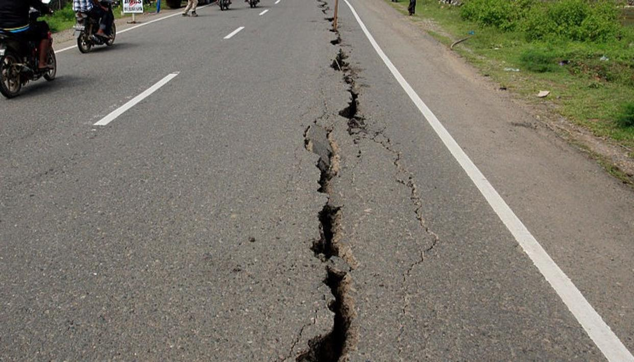We can now predict earthquakes?