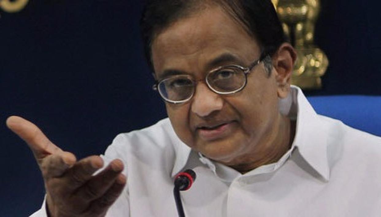 Should we pray to EC: Chidambaram