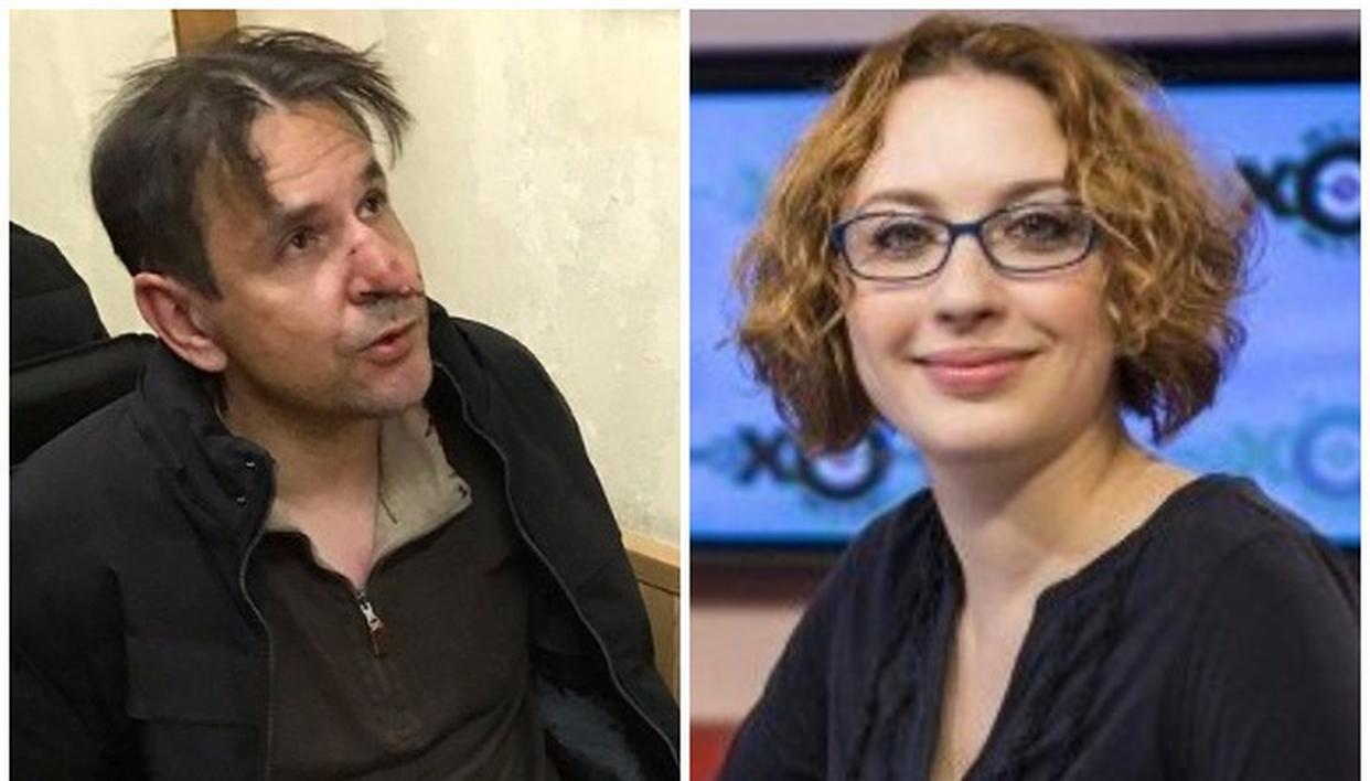 Russian journalist stabbed