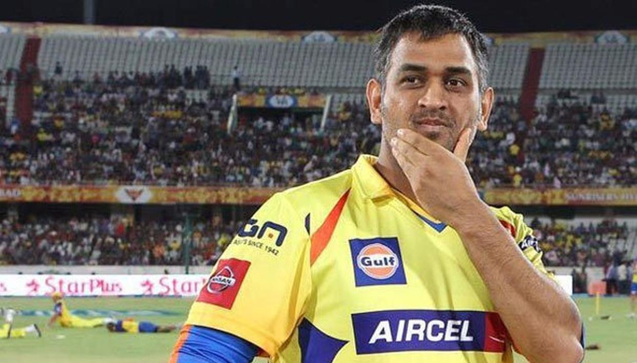Here's how Dhoni can return to CSK