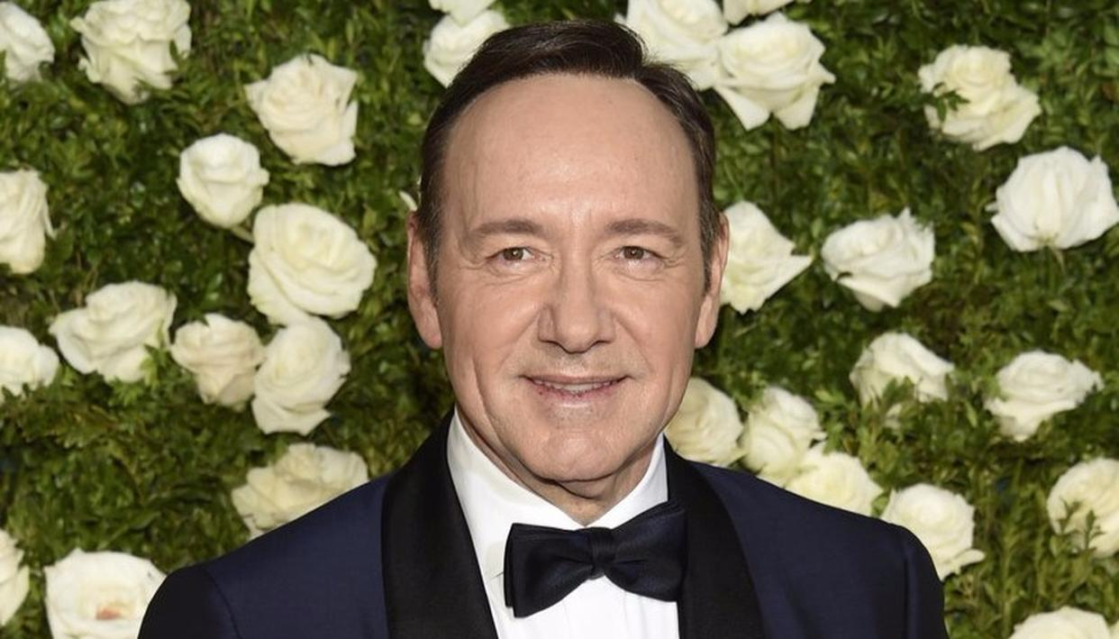 Spacey apologises after actor alleges past sexual advance