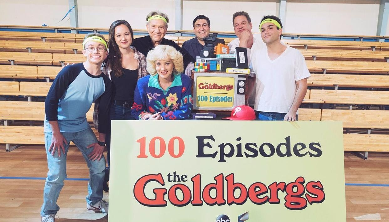 'TheGoldbergs', a blast from a glorious past?