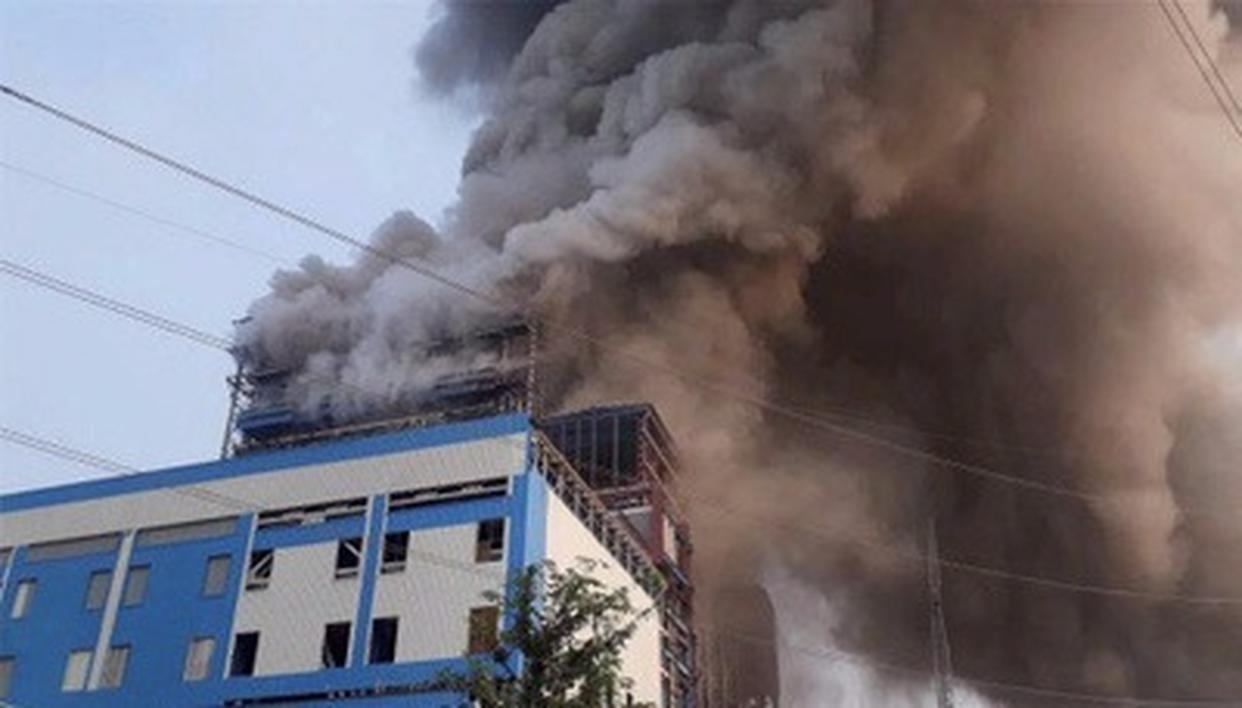 NTPC plant explosion: Death toll 29