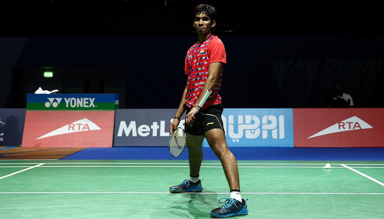 INJURY WOE FOR SRIKANTH