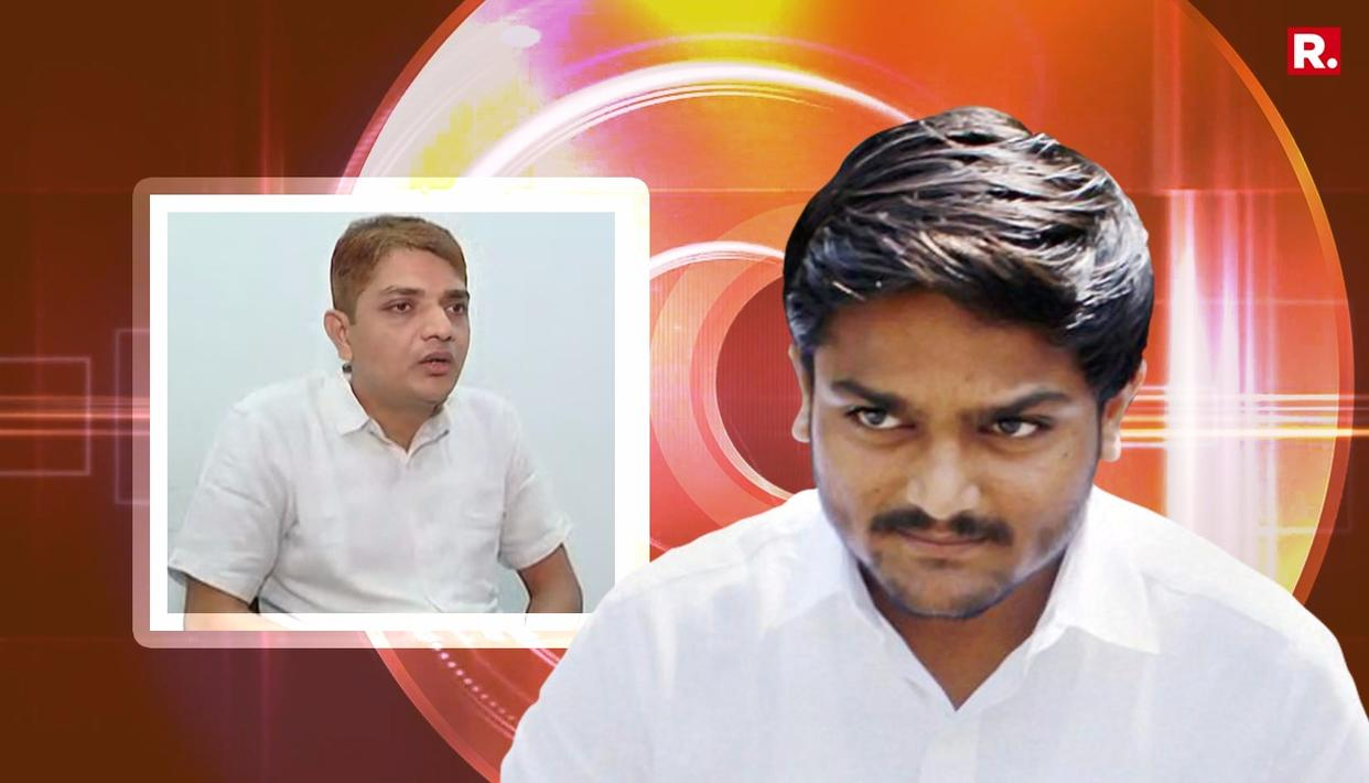 WATCH: ALL OUT ATTACK ON HARDIK PATEL