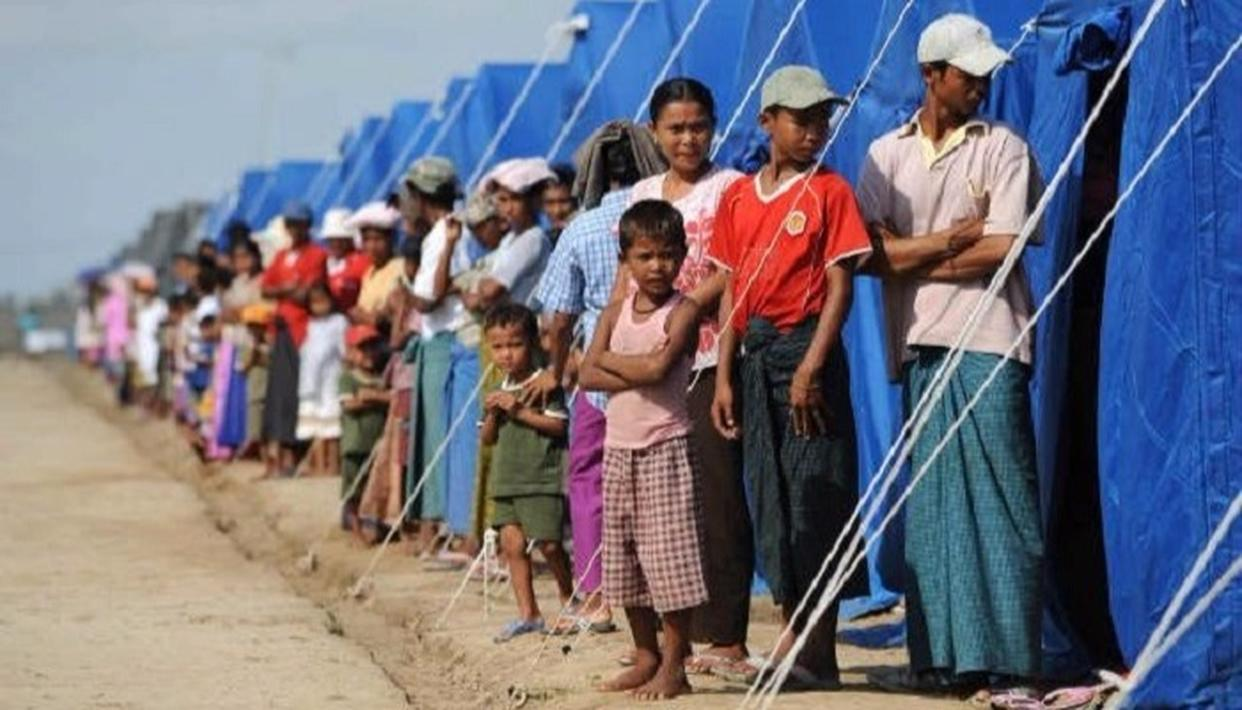 ROHINGYA REFUGEES TO STAY IN SHELTERS