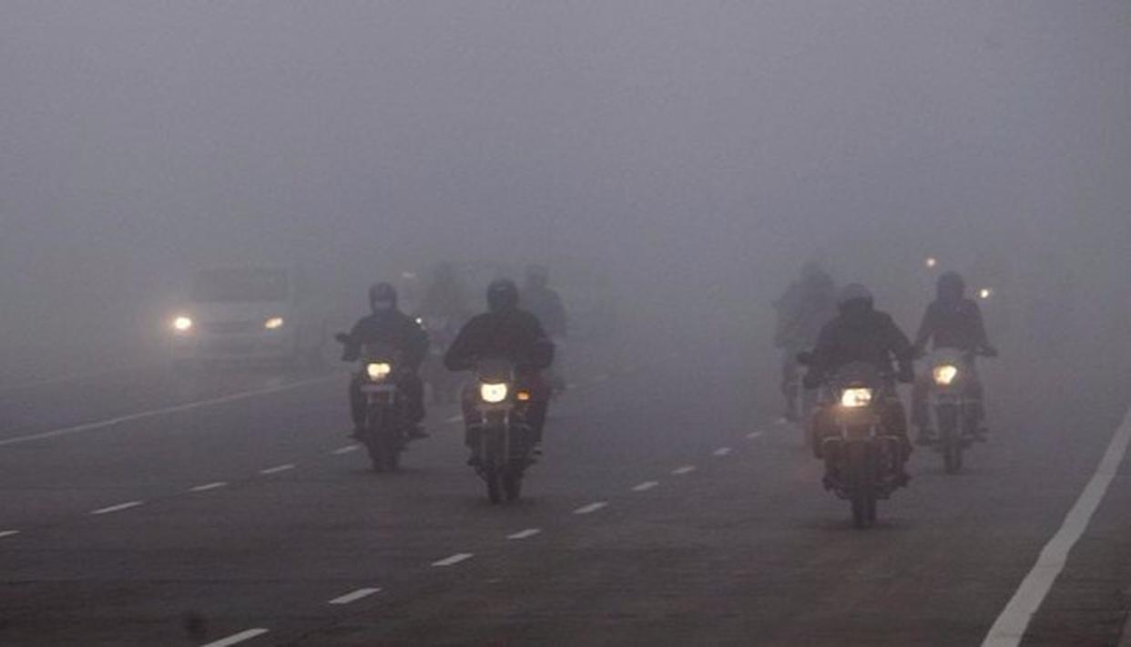 ADAMPUR NOTED TO BE THE COLDEST