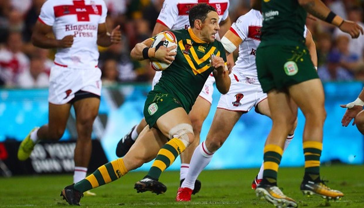 AUSTRALIA WINS RUGBY WORLD CUP