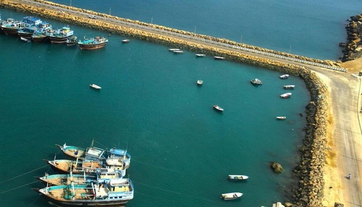 CHINA STEERS CLEAR OF CHABAHAR