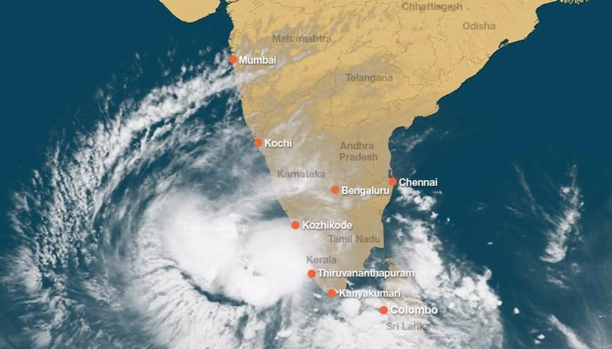EVERYTHING ABOUT CYCLONE OCKHI