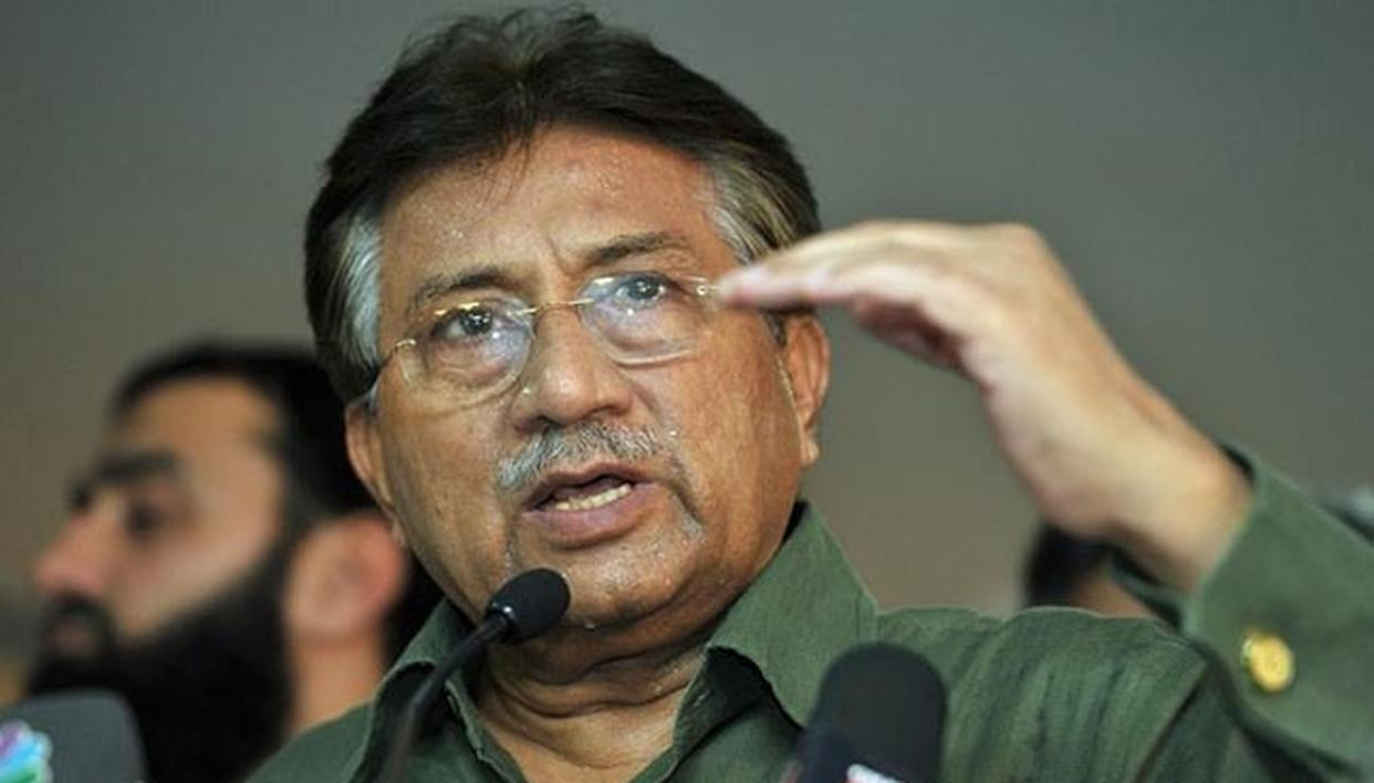 'LeT, JuD ARE PATRIOTIC', SAYS MUSHARRAF