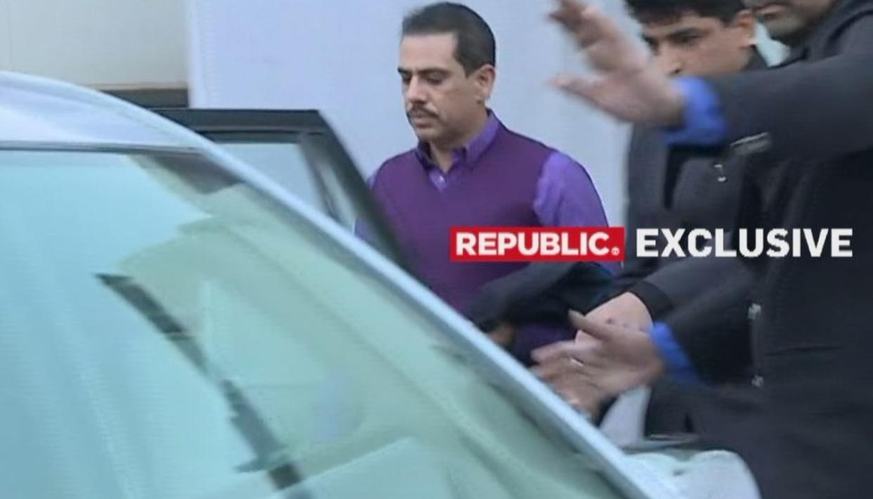 WATCH: VADRA ASKED ABOUT ED ARRESTS