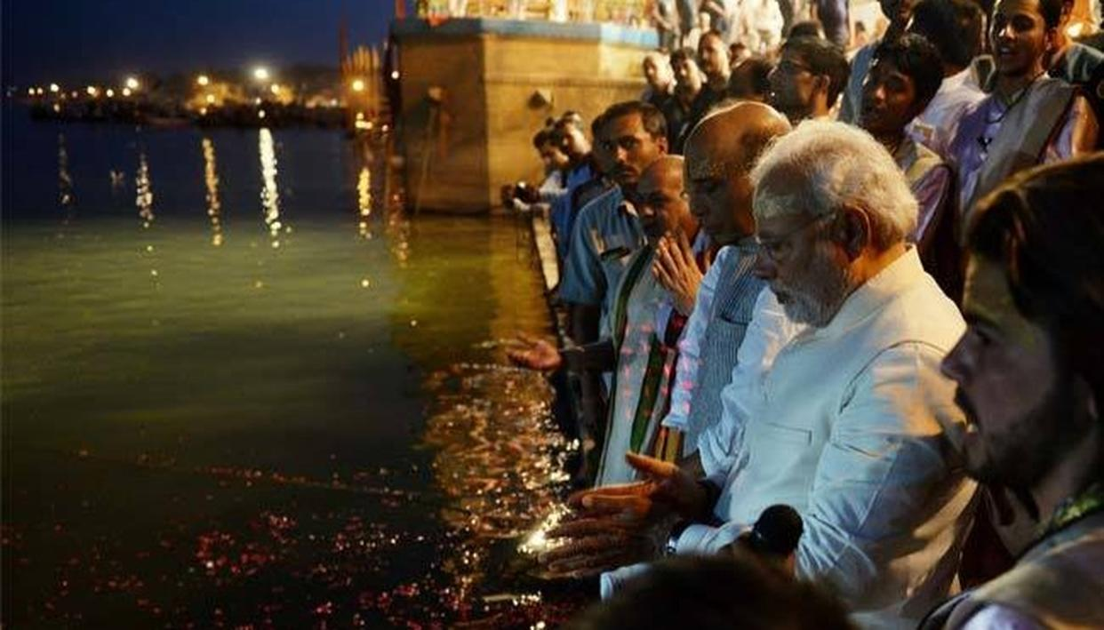 'GANGA GRAM' TO BE LAUNCHED