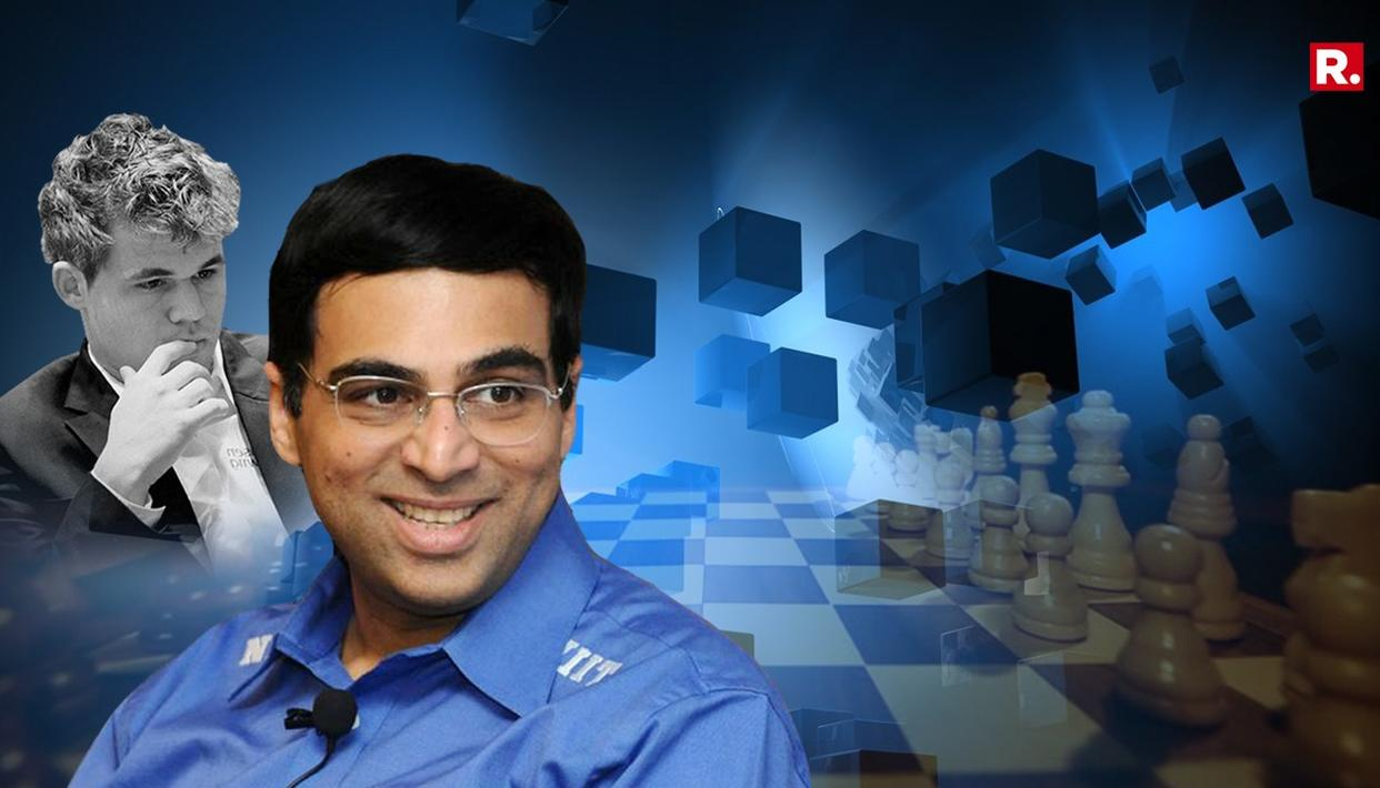 ANAND CHECKMATES CARLSEN!