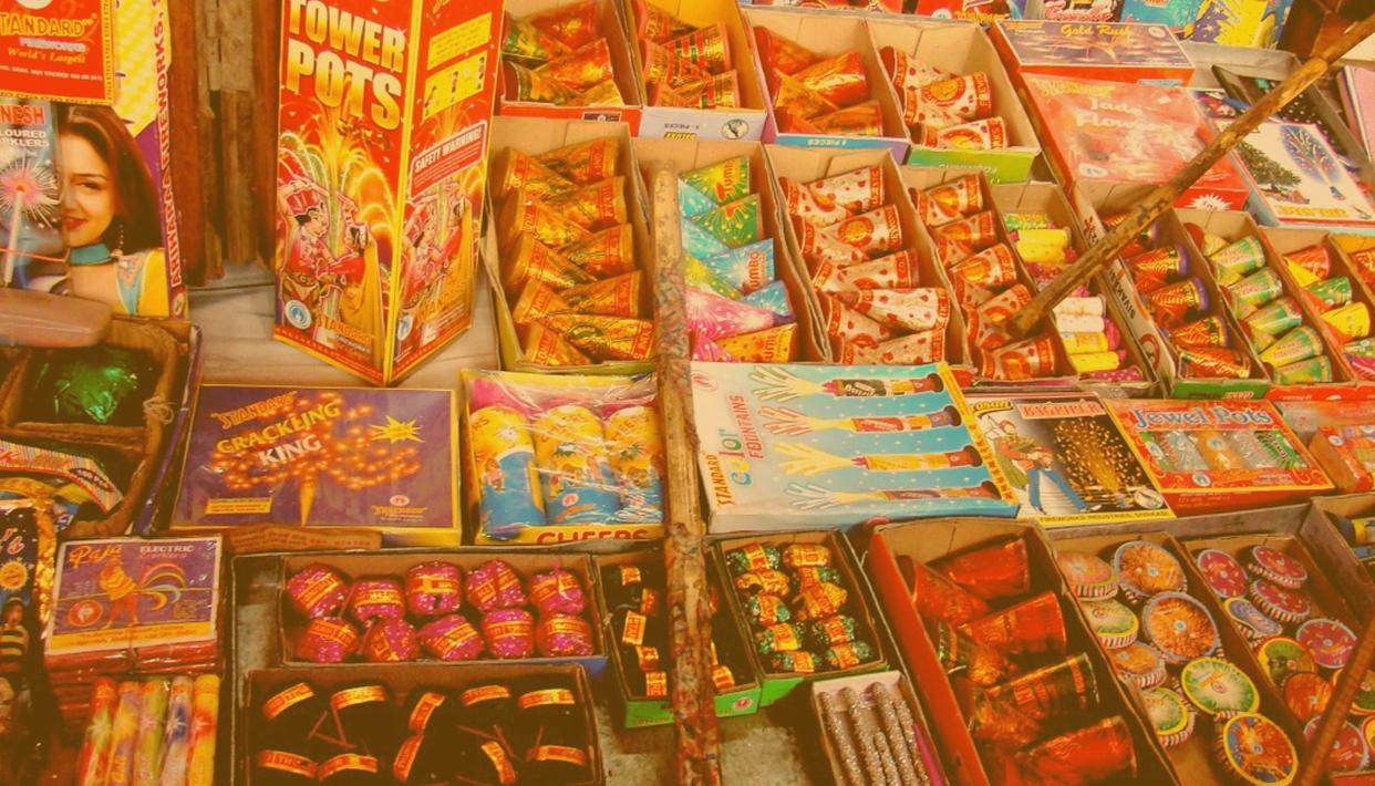 'EXEMPT FIREWORKS INDUSTRY'