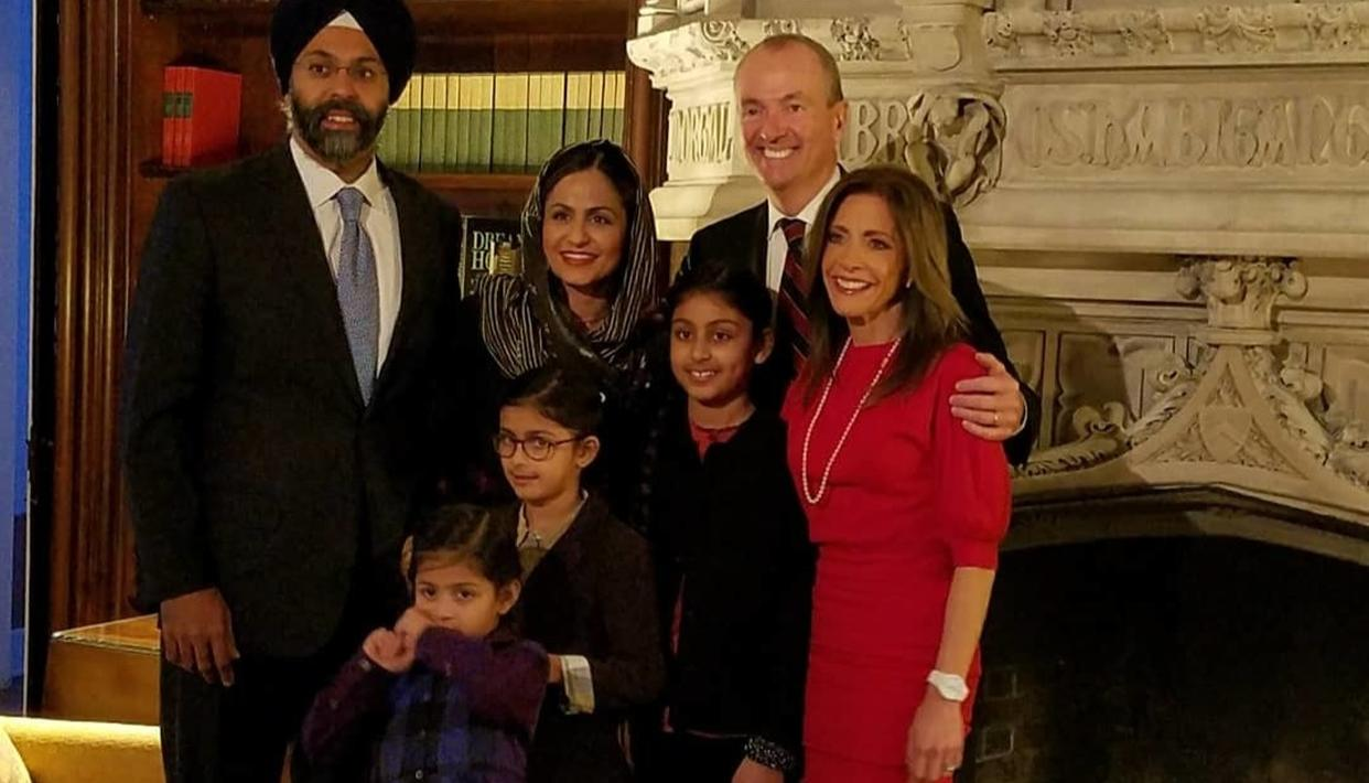 US GETS FIRST SIKH STATE AG