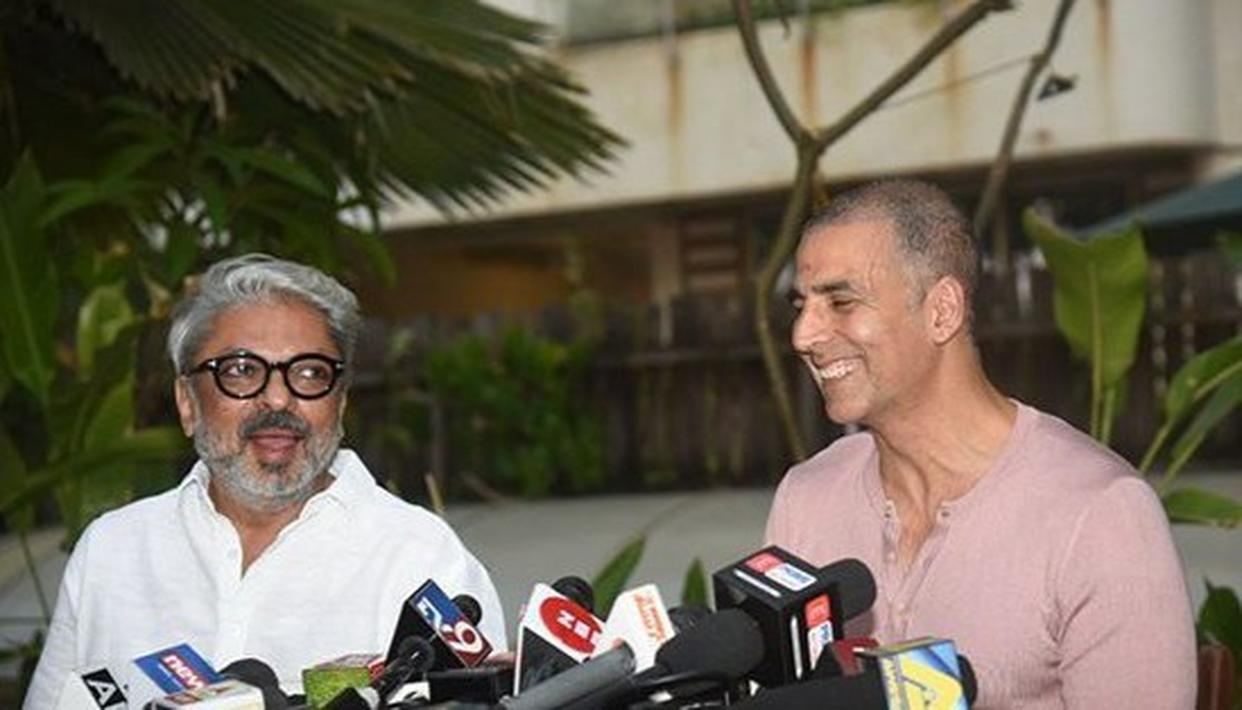 'WILL FOREVER BE GRATEFUL TO AKSHAY'