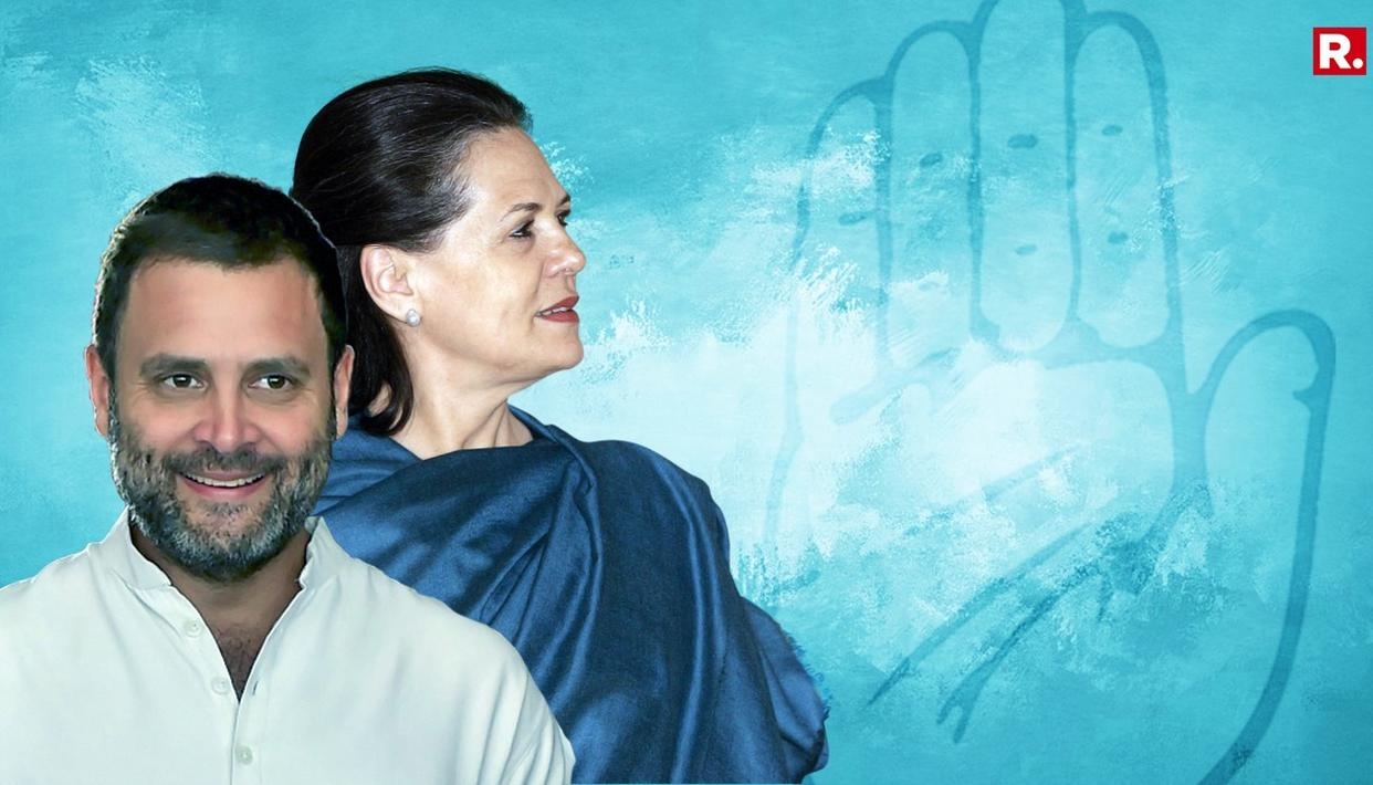 NATIONAL HERALD CASE: RAHUL, SONIA ASKED TO PAY