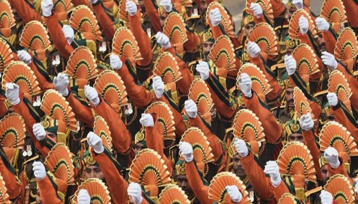 R-DAY: ITBP TABLEAU TO JOIN PARADE
