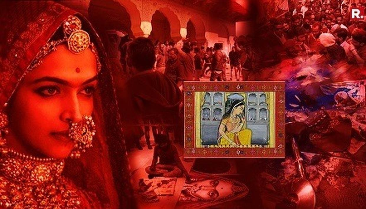 CONTEMPT PETITION FILED OVER PADMAAVAT VIOLENCE