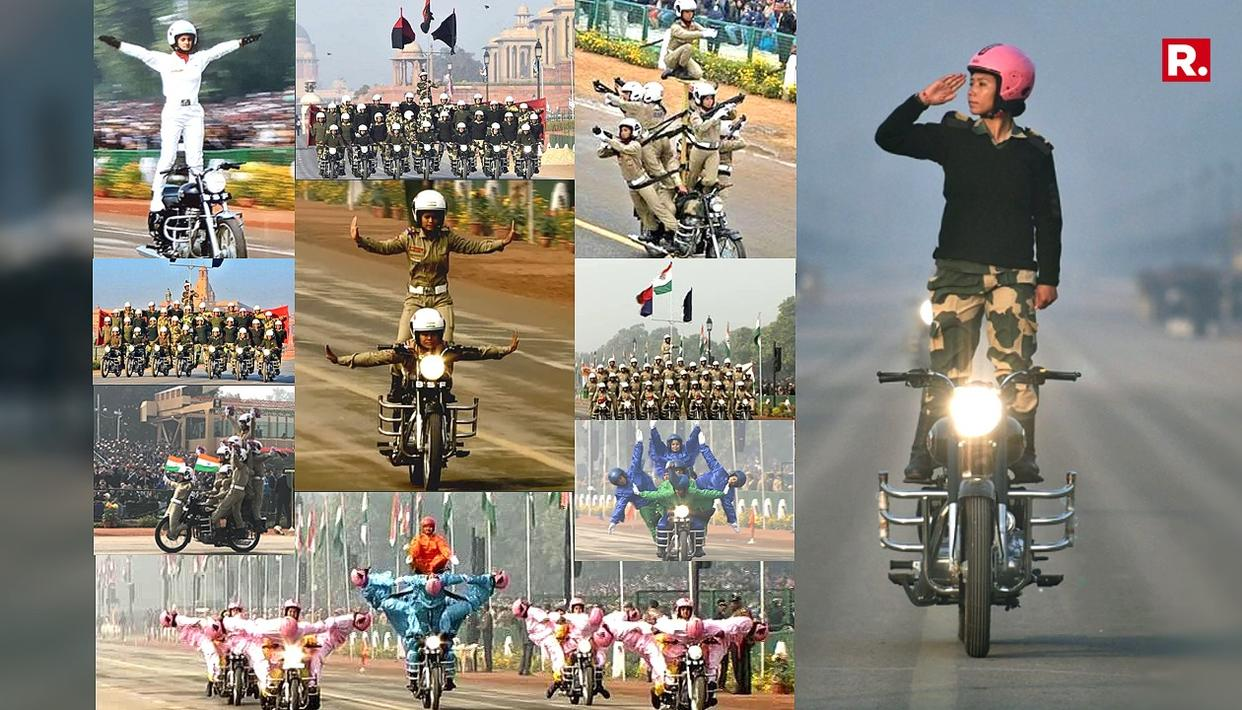 WATCH | BIKE STUNTS BY 'SEEMA BHAWANI'