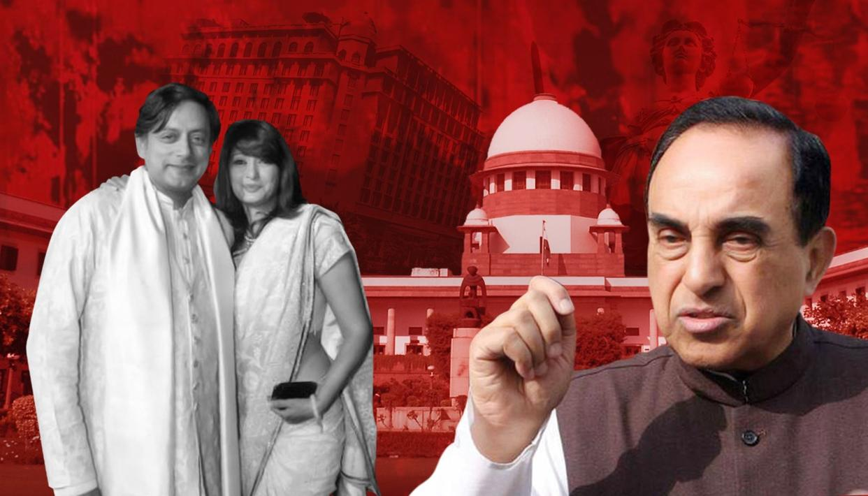 EXCL: DR SWAMY ON SUNANDA DEVELOPMENTS