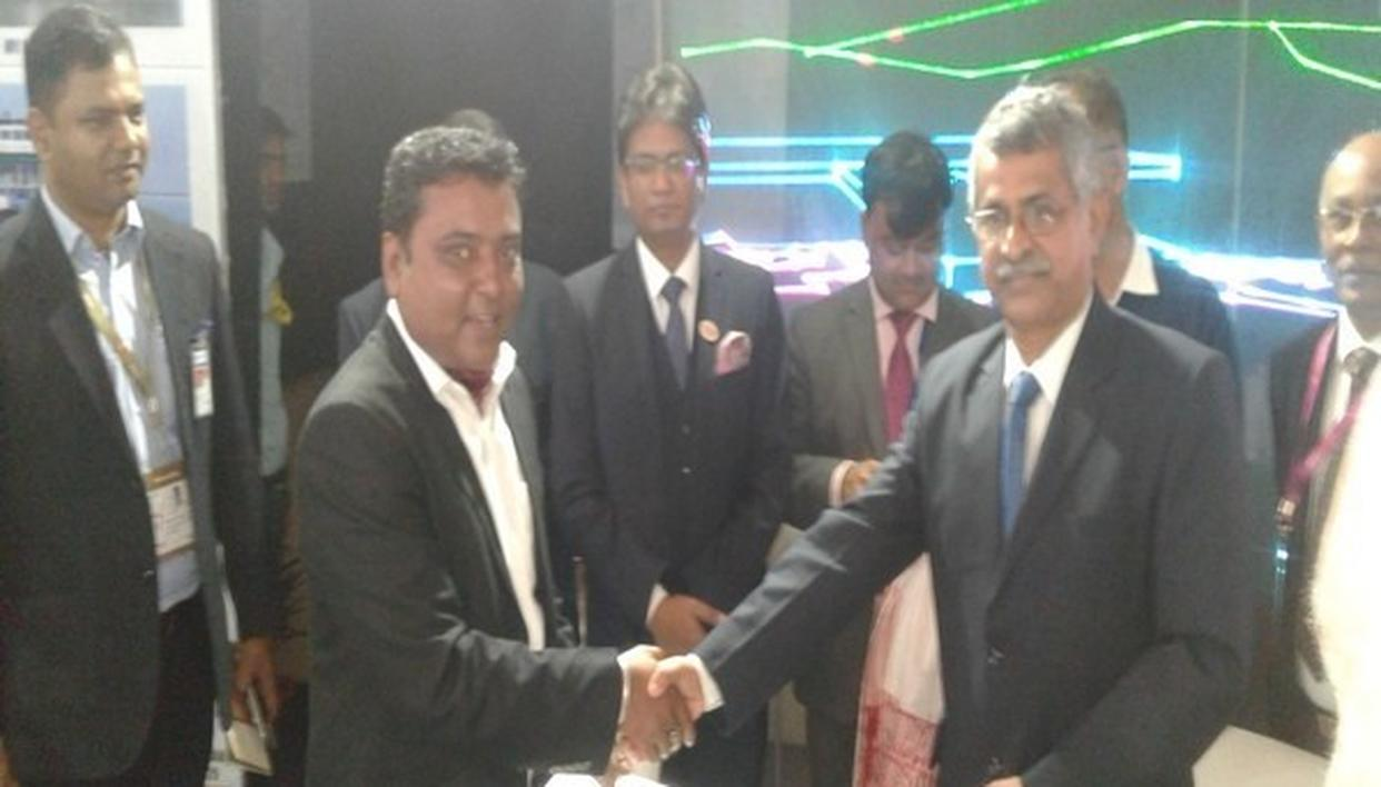 OLA SIGNS MOU WITH ASSAM GOVERNMENT