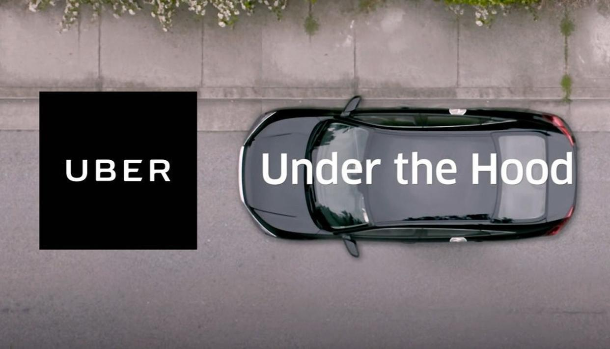 NOW ROAD SAFETY= UBER