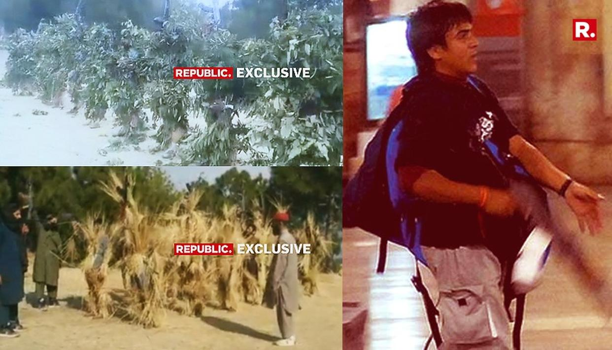 INSIDE AJMAL KASAB'S TERROR TRAINING CAMP
