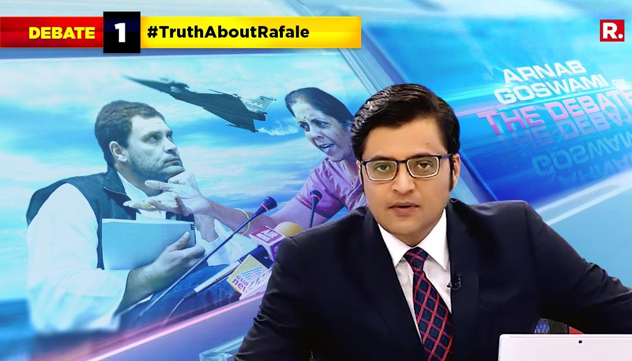 HIGHLIGHTS ON #TruthAboutRafale