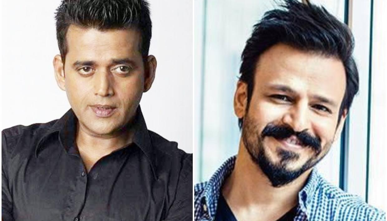 VIVEK WELCOMES RAVI TO 'THE FAMILY'