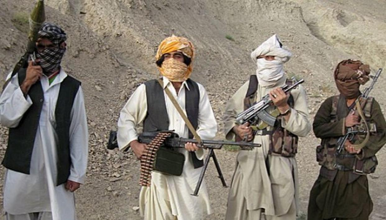 40 TALIBAN MILITANTS KILLED!