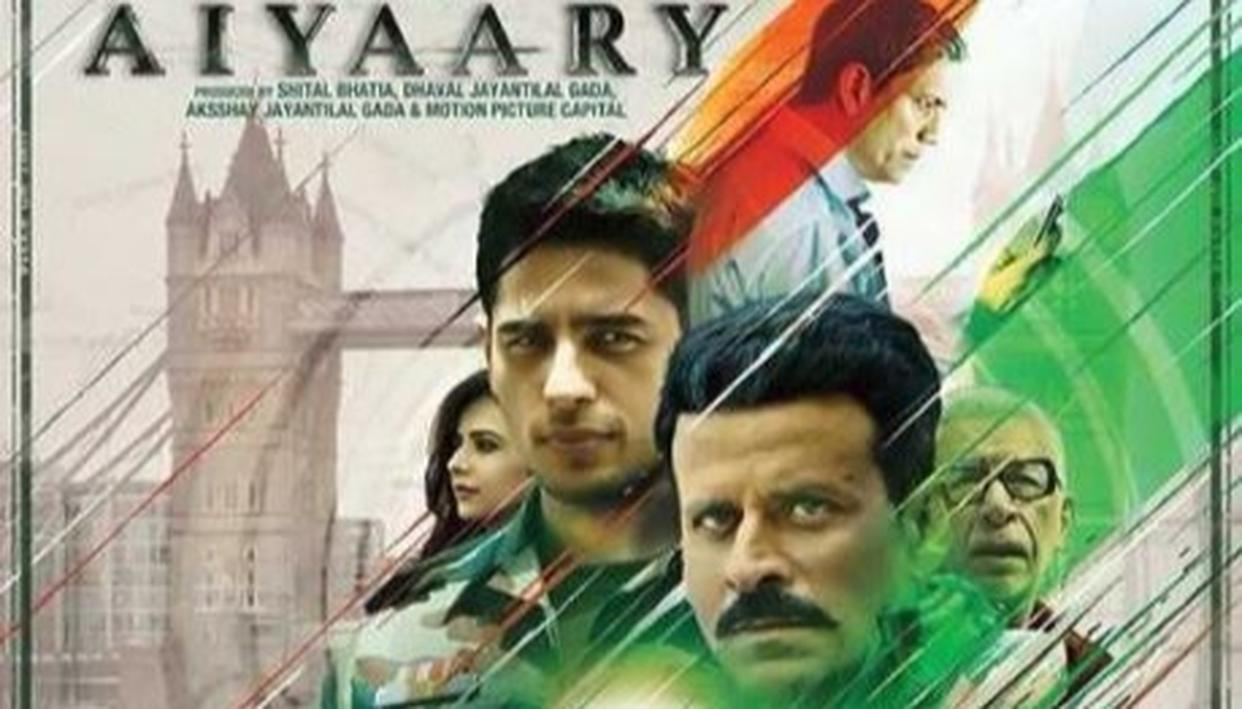 'AIYAARY' BANNED IN PAKISTAN