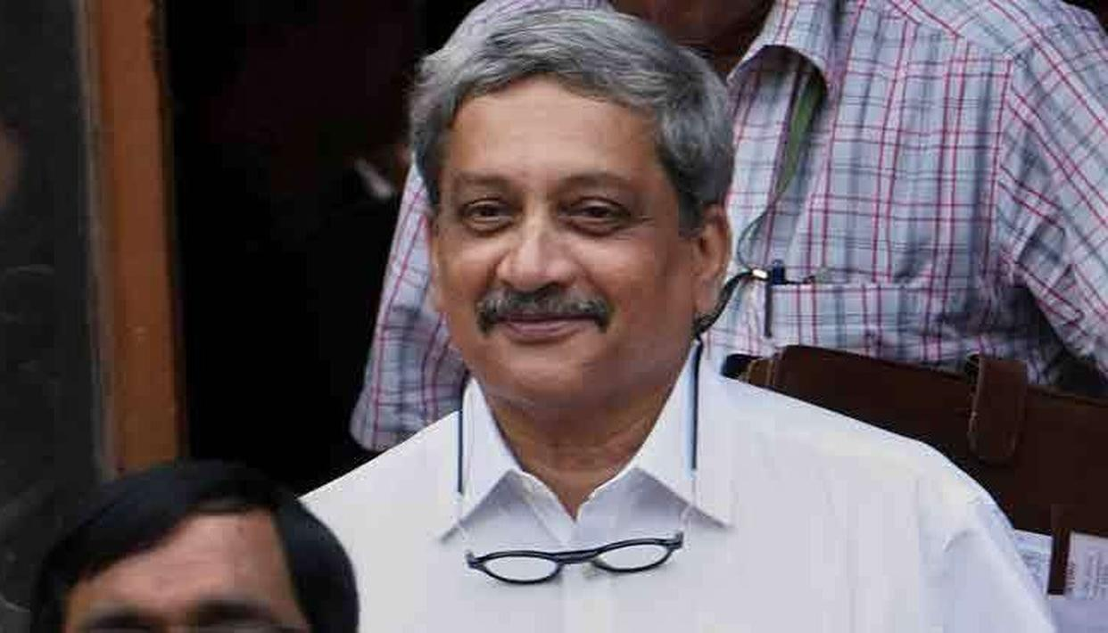 CONGRESS WISHES PARRIKAR SPEEDY RECOVERY