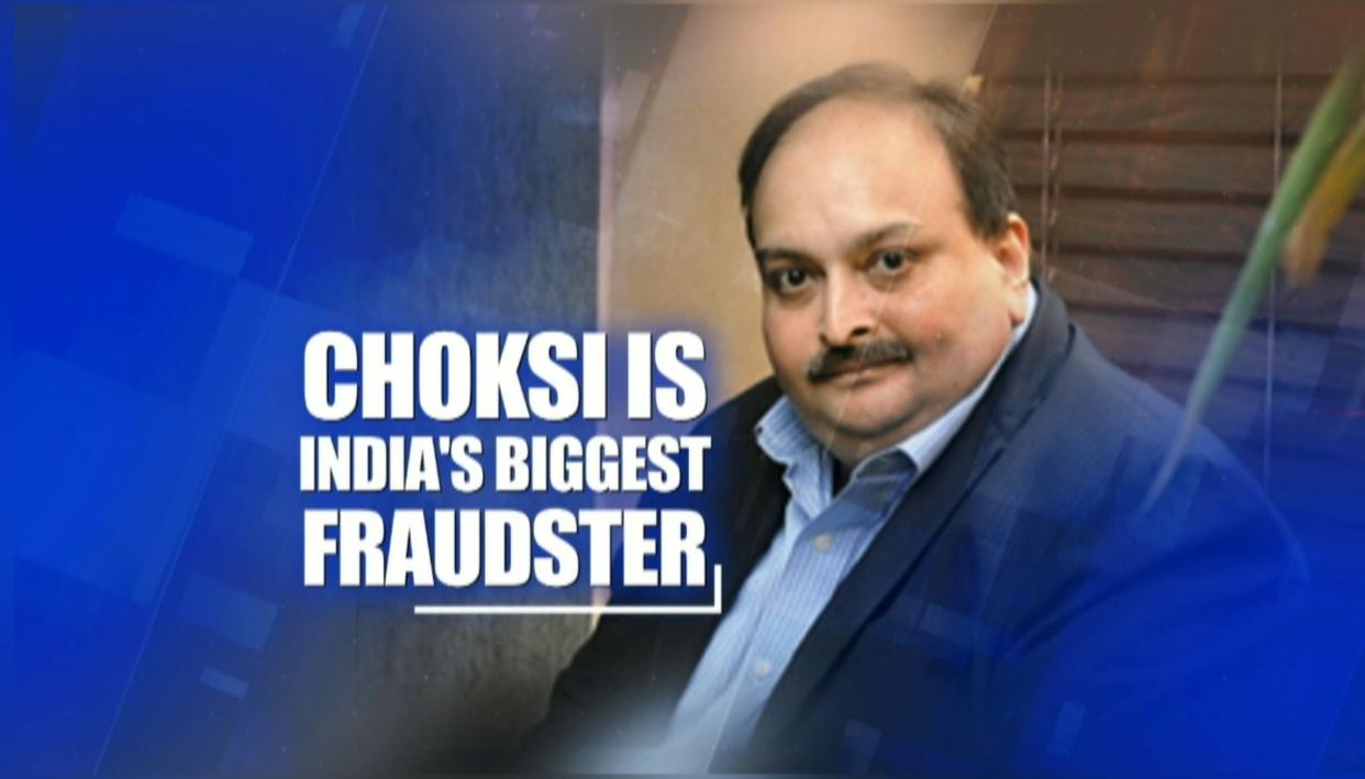 EXPOSED: CHOKSI'S 'FAKE DIAMOND' OP